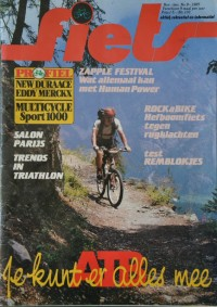 Fiets, nr 9, nov/dec 1985